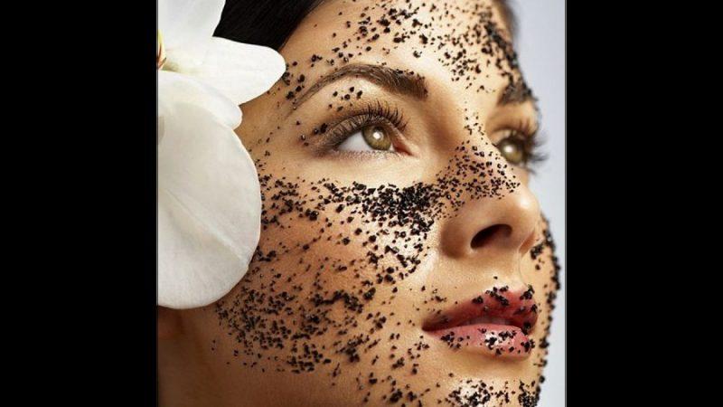 ماسک قهوه برای پوست