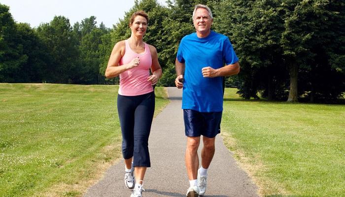 تاثیر ورزش بر مو با آرام دویدن
