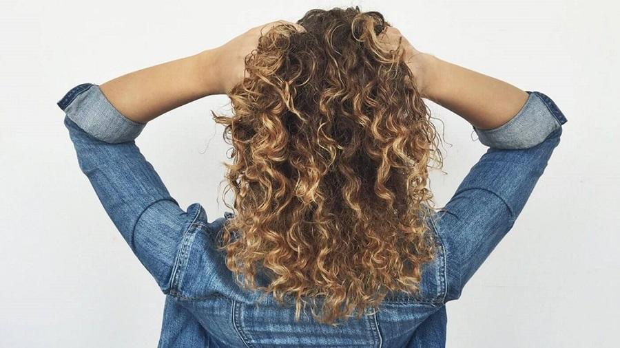 مراقبت از مو فر