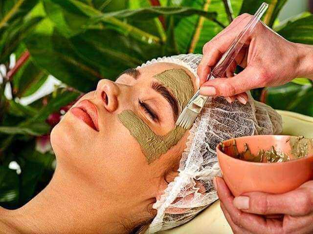 ماسک صورت آبرسان مولتانی میتی برای پوست خشک