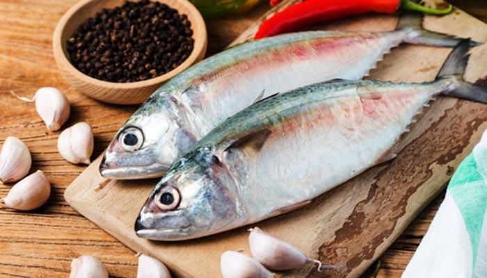 مصرف ماهی