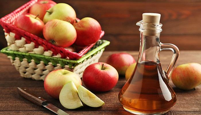 درمان خارش با سرکه سیب