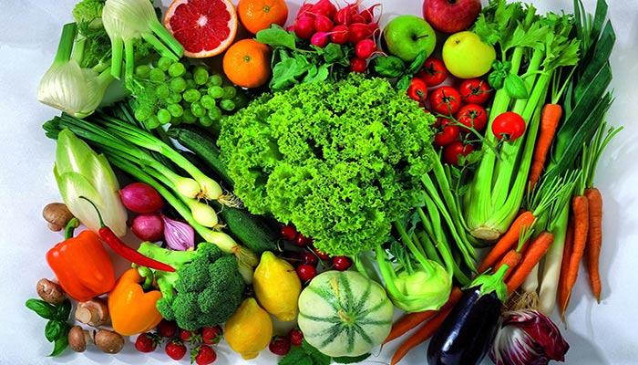 سبزیجات برای کاهش و درمان التهاب
