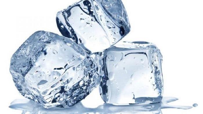 درمان پشه زدگی با یخ