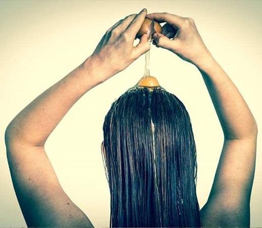 مراقبت از مو با تخم مرغ