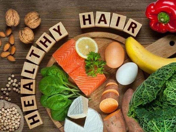 مراقبت از مو با مصرف پروتئین