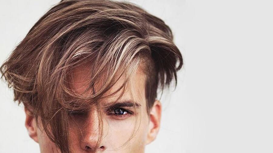 سلامت موهای مردان