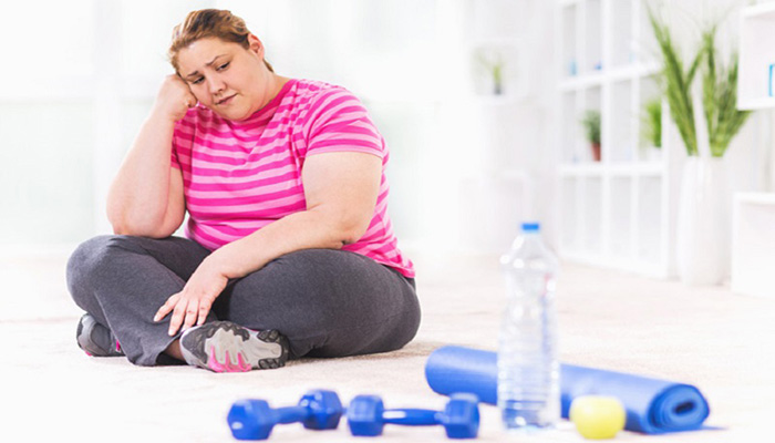 چاقی از عوامل التهاب مزمن