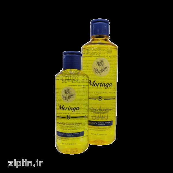 شامپو حجم دهنده موی معمولی مورینگا