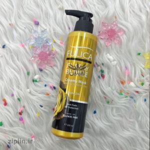 کرم تقویت و ترمیم کننده و مغذی مو های بلوند فولیکا (Fulica)