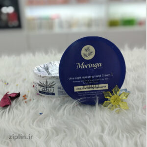 کرم دست فوق سبک و آبرسان 1 مناسب انواع پوست مورینگا (Moringa)