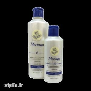 شامپو مغذی و انرژی بخش بدون سولفات 6 مورینگا (Moringa)