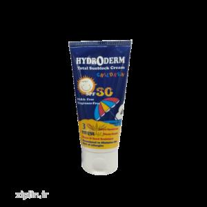 کرم ضد آفتاب کودکان SPF30 هیدرودرم (Hydroderm)
