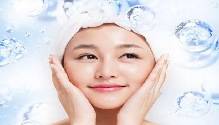 درخشان شدن پوست با اکسیژن تراپی