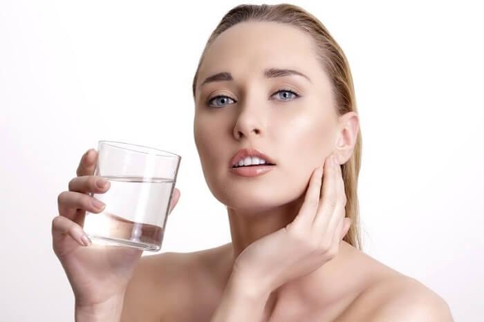 خواص و مزایای آب درمانی برای پوست