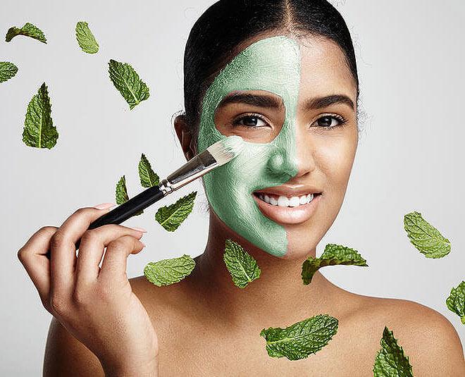 ماسک پودینا برای صاف و شفاف شدن پوست