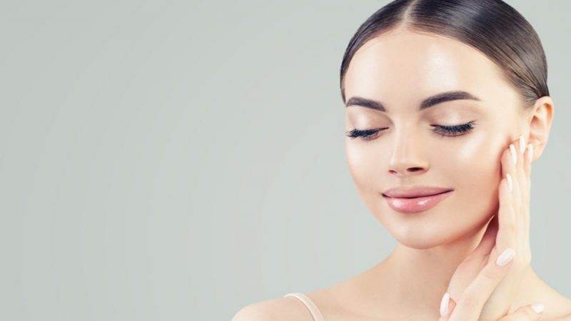 شفافیت پوست