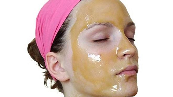 شفافیت پوست با ماسک روغن زیتون