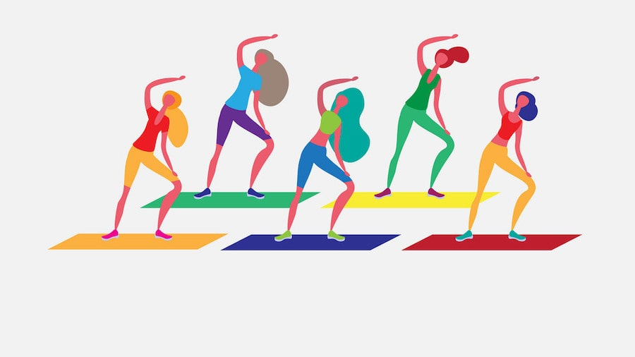 تاثیر ورزش بر پوست