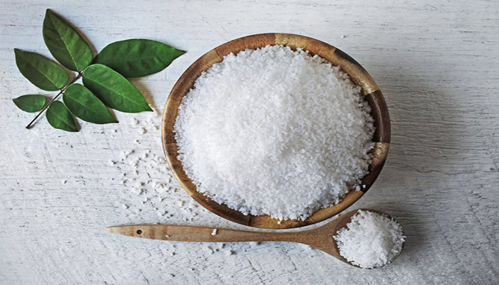 استفاده از نمک اپسوم و جوش شیرین