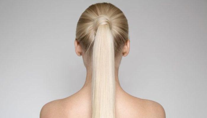 بستن مو ها به شکل دم اسبی، عامل موثری در ایجاد آلوپسی کششی